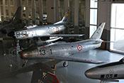 Fiat North-American F-86K und Canadair CL13 F-86E 'Sabre' Mk-4
