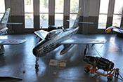 Republic F-84F 'Thunderstreak'