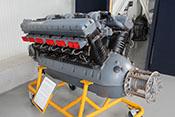 Flugmotor Fiat A25