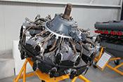 Wright-Doppelsternmotor