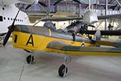 Miles M.14 Magister Mk I 'Maggie' - erster speziell als Schulflugzeug gebauter Eindecker der Royal Air Force