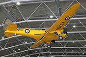 Airspeed Oxford Mk I V3388 'Ox-Box' von 1940 - britisches Flugzeug zur Schulung von Besatzungen für mehrmotorige Flugzeuge