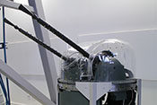 Martin 250 CE Geschützturm mit zwei 0.50 inch MGs - eingesetzt in der A-20 'Havoc', B-17 'Flying Fortress', B-24 'Liberator', B-26 'Marauder' sowie Avro Lancaster