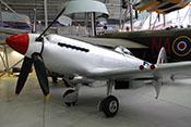 Supermarine Spitfire F Mk 24 'VN485' - letzte Variante des bekannten britischen Jägers mit 2.050 PS starkem Rolly-Royce Griffon 61 V12-Triebwerk