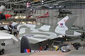 Avro Vulcan B2 - vierstrahliger strategischer Bomber der britischen Atomstreitmacht