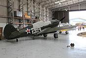 Curtiss P-40 B 'Warhawk' 41-13297 mit der taktischen Nummer 284 - älteste erhaltene P-40 und einziger Pearl-Harbor-Veteran