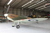 Supermarine Spitfire Mk Ia 'JZ-E'