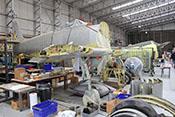 Laufende Restaurierungsprojekte - Fiat CR.42 'Falco', Bristol Beaufighter u.a.