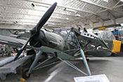 Fieseler Fi 156 'Storch' - deutsches Verbindungsflugzeug mit 240-PS-Flugmotor Argus As10c