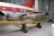 Britisches Verbindungs- und Schulflugzeug Percival Proctor III 'LZ766' von 1944