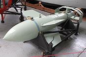 Ferngelenkte Gleitbombe PC-1400 X 'Fritz-X'