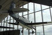 Torpedobomber Grumman TBM-3 'Avenger' von hinten rechts gesehen
