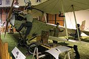 Aero Ae-10 (Seriennummer 21), tschechoslowakische Kopie der Hansa-Brandenburg B.I Serie 276 von 1919