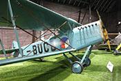 Aufklärungsflugzeug Aero Ab-11 (Seriennummer 17) von 1925