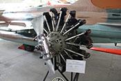 Sternmotor Avia Rk-17 mit 16,72 l Hubraum und 360 PS, Baujahr 1934