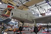 Zlin Z-381, Nachbau des deutschen Schul- und Verbindungsflugzeugs Bücker Bü 181 'Bestmann' von 1945