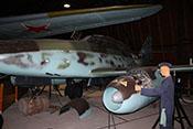 Avia CS-92, tschechoslowakischer Nachkriegsbau der doppelsitzigen Messerschmitt Me 262 B-1a