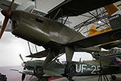 Schulflugzeug Aero C-104 (Seriennummer 227), Nachbau der Bücker Bü 131D 'Jungmann'