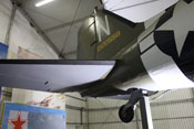 Heck der Douglas C-47A 'Skytrain' bzw. 'Dakota'