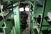 Cockpit der Douglas C-47A