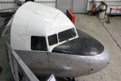 Bugsektion einer DC-3 F-OGFI (15010/26455)