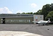 Hangar 3 des Militärhistorischen Museums der Bundeswehr in Berlin-Gatow
