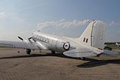 Transportflugzeug Douglas C-47B Dakota