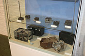 Funkgerät FuG 16 ZY und andere Ausrüstungsteile deutscher Jagdflugzeuge