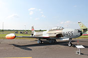 US-Strahltrainer Lockheed T-33A (W.Nr. 9257)