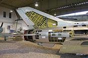 Struktur der Mikojan-Gurewitsch MiG-21 (NATO-Code: Fishbed)