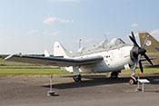 Aufklärungs- und U-Boot-Jagdflugzeug Fairey Gannet A.S.4 (Werknummer: F 9391)