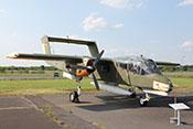 """Aufklärungs- und Zieldarstellungsflugzeug North American OV-10B """"Bronco"""" 99+33 (Werknummer: 33810)"""