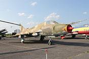 "Jagdbomber Suchoj Su-22M-4 ""613"" (NATO-Code: Fitter K)"