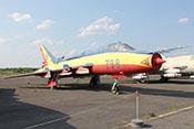 "Jagdbomber Suchoj Su-22M-4 ""798"" (NATO-Code: Fitter K)"