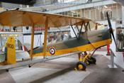 De Havilland DH 82A 'Tiger Moth' - britisches Schulflugzeug