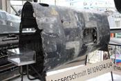 Rumpf einer Messerschmitt Bf 109 G-14/U4