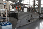 Motorgondel des Zeppelins LZ 62 (Typ R), Marineluftschiff L 30 von 1916
