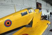 Percival Proctor Mk.IV - britisches Schulflugzeug von 1944