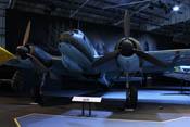 Junkers Ju 88 R-1 (WNr. 360043) - Nachtjägerversion mit Radarantennen des FuG 202 'Lichtenstein'