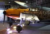 Messerschmitt Bf 109 E-4 Schwarze 12 (WNr. 4101)