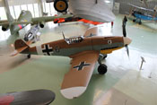 Messerschmitt Bf 109 G-2 Trop Schwarze 6 (WNr. 10639)