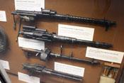 deutsche Bordwaffen Rheinmetall MG 17, MG 131, MG 15 und Mauser MG 81Z