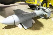 Lenkbombe PC 1400X 'Fritz X' der Firma Ruhrstahl