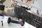 Fokker D.VII - Jagdflugzeug der Fokker Aeroplanbau GmbH in Schwerin (1918)