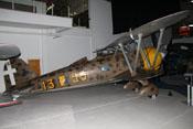 Fiat CR.42 'Falco' der italienischen Regia Aeronautica, Kennzeichen 13-95 (WNr. 5701)