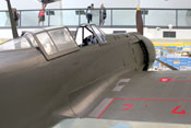 Kawasaki Ki 100 'Otsu' - japanisches 'Typ 5'-Jagdflugzeug von 1945