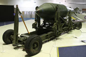 22.400 lbs. (10.160,6 Kg) schwere 'Grand Slam'-Bombe der Royal Air force