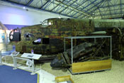 Handley Page Halifax B Mk.II-Serie-I und Rolls-Royce-Triebwerk Merlin XX