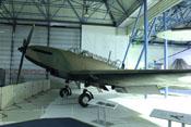 Fairey Battle (L5343) - leichter taktischer Bomber