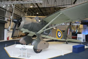Westland Lysander III - Verbindungsflugzeug